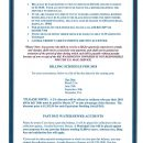 Attention Residents: New Water/Sewer Billing Information 2018